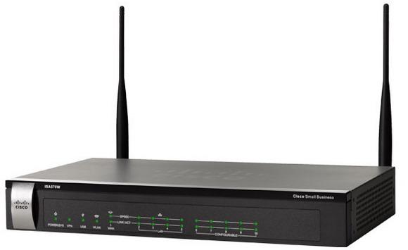 Cisco ISA500